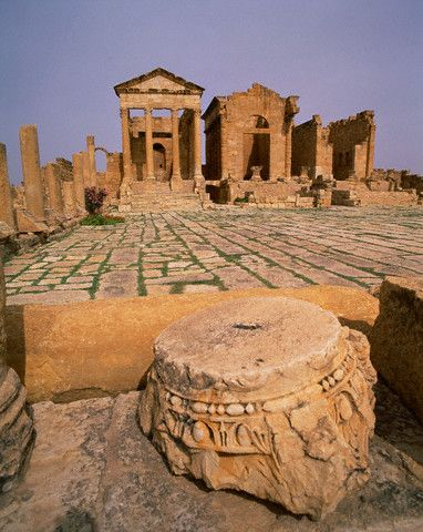 Carthage. - Explore the World with Travel Nerd Nici, one Country at a Time. http://TravelNerdNici.com