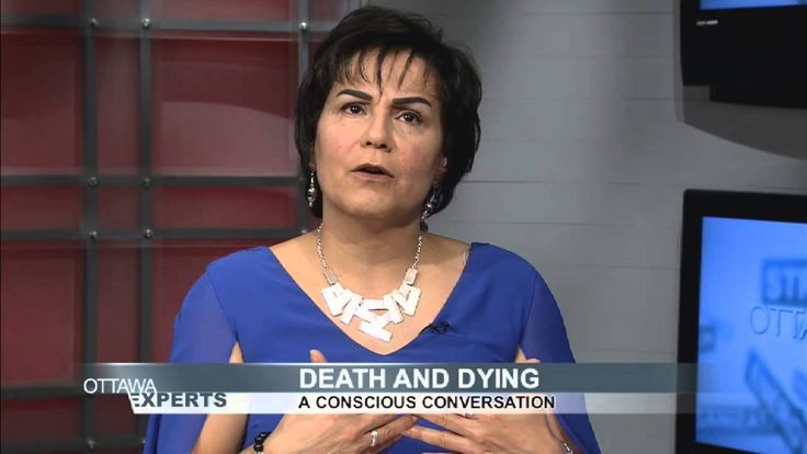 Ottawa Experts: Death and Dying, a Conscious Conversation Part 1
