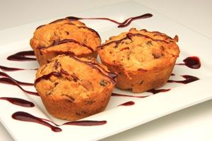 Banana and Oat Muffins | This hearty breakfast recipe is a favorite at the Biggest Loser Resort.
