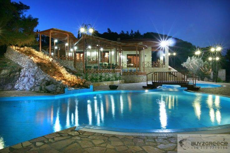 Amusement park in Loutraki, Iraklion, Greece - #Loutraki, #Iraklion, #Greece