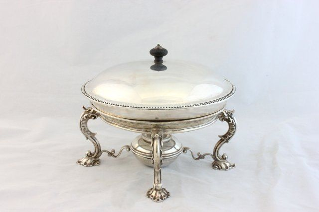 victorian chafing dishes - Google Search