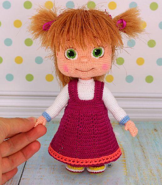Кукляндия: Куклы от Анны Садовской