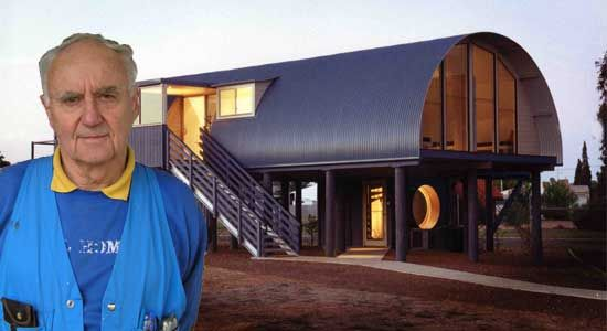 Quonset Hut Homes, Quonset Homes, Kit Homes