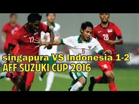 Highlight Singapura vs Indonesia 1-2 AFF Suzuki CUP 2016