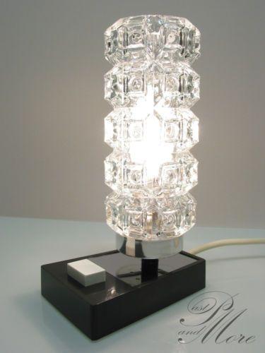 283 best vintage lampen images on pinterest. Black Bedroom Furniture Sets. Home Design Ideas
