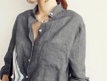 Free Shipping Autumn summer New style Women V-neck cotton Linen shirt blouse, long-sleeved female work office shirts tops http://tinyurl.com/ngzy4ue #womenfashion #top #tshirt #fashiontshirt #autumn #summer #shirtblouse #longsleeve #work #office