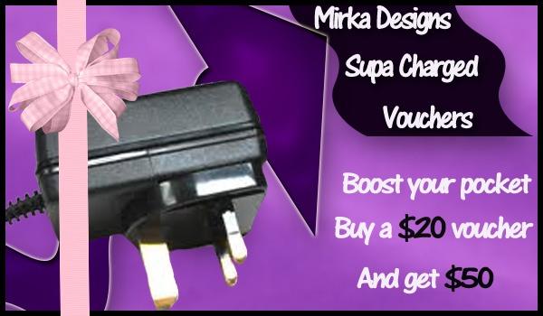 MD_SUPA CHARGED Voucher$20 [Mirka] - $20.00 : Zen Cart!, The Art of E-commerce