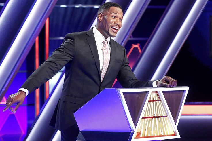 "Michael Strahan dishes on the upcoming season of '$100,000 Pyramid' Sitemize ""Michael Strahan dishes on the upcoming season of '$100,000 Pyramid'"" konusu eklenmiştir. Detaylar için ziyaret ediniz. http://xjs.us/michael-strahan-dishes-on-the-upcoming-season-of-100000-pyramid.html"