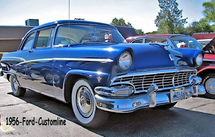 Pictures Old Ford Cars