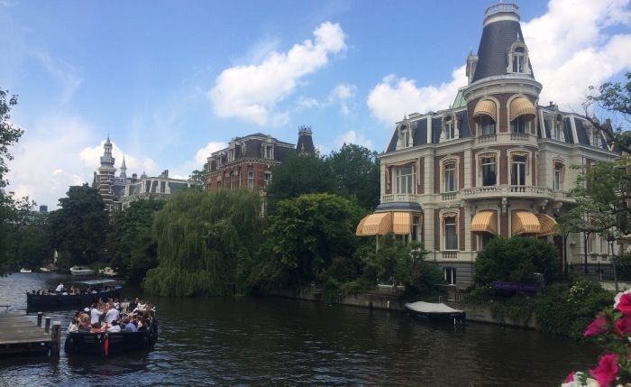 SIMPLY AMSTERDAM: CANALS, ARCHITECTURE & STREET LIFE