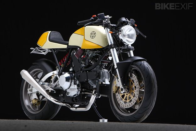 Ducati Café Racer by Walt Siegl | Gear X Head