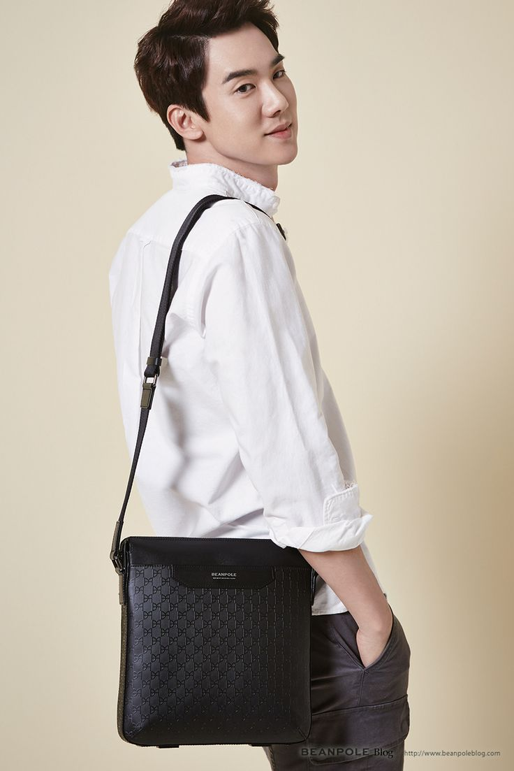 Yoo Yeon Seok for Beanpole Accessory 2015 S/S Collection - Messenger Bag