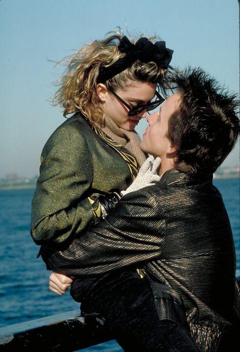 "jillianphilippa: "" Madonna and Robert Joy in Desperately Seeking Susan (1985) """