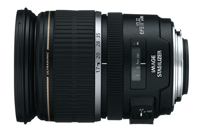 Canon EF-S 17-55 f/2.8 IS USM Refurbished | Canon Online Store