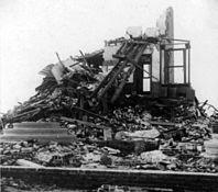 1900 Galveston hurricane - Wikipedia