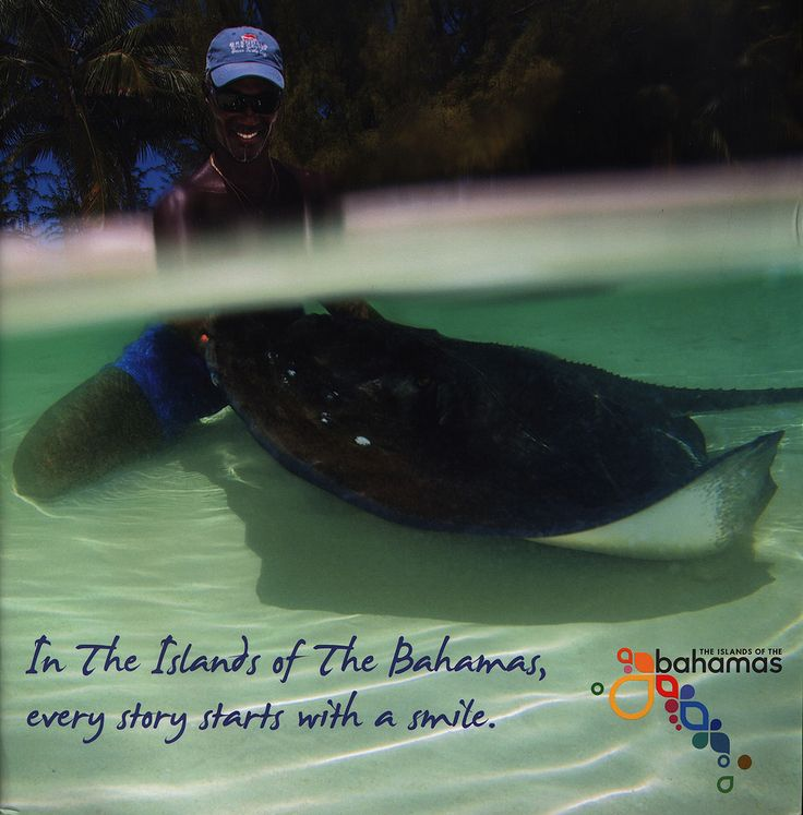 https://flic.kr/p/FPPSej | In The Islands of The Bahamas, every story starts with a smile. 2014_1 | tourism travel brochure | by worldtravellib World Travel library