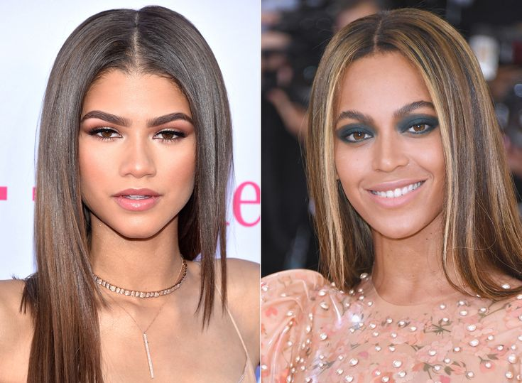 Beyoncé Looks Just Like Zendaya in This Backstage Photo from InStyle.com