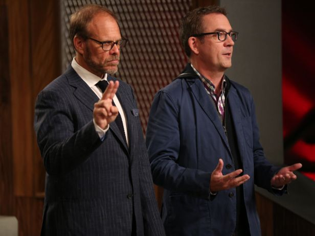Ted Allen Is Working Late on Cutthroat Kitchen � Alton�s After-Show