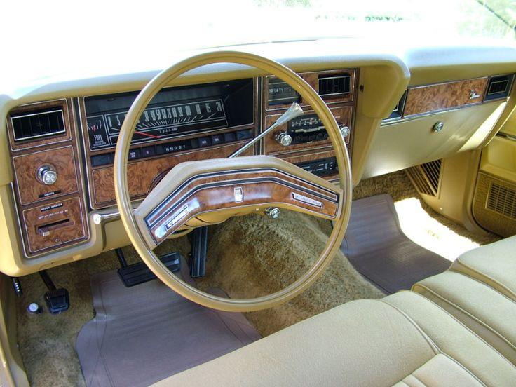 Beautifully kept 1977 Ford LTD Landau 2 door.