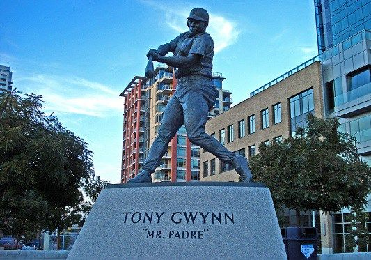 Major League Baseball legend Tony Gwynn was one of the greatest players of all time. His career batting average of .338 and his 8 National League Batting titles place him among the all- time best a…
