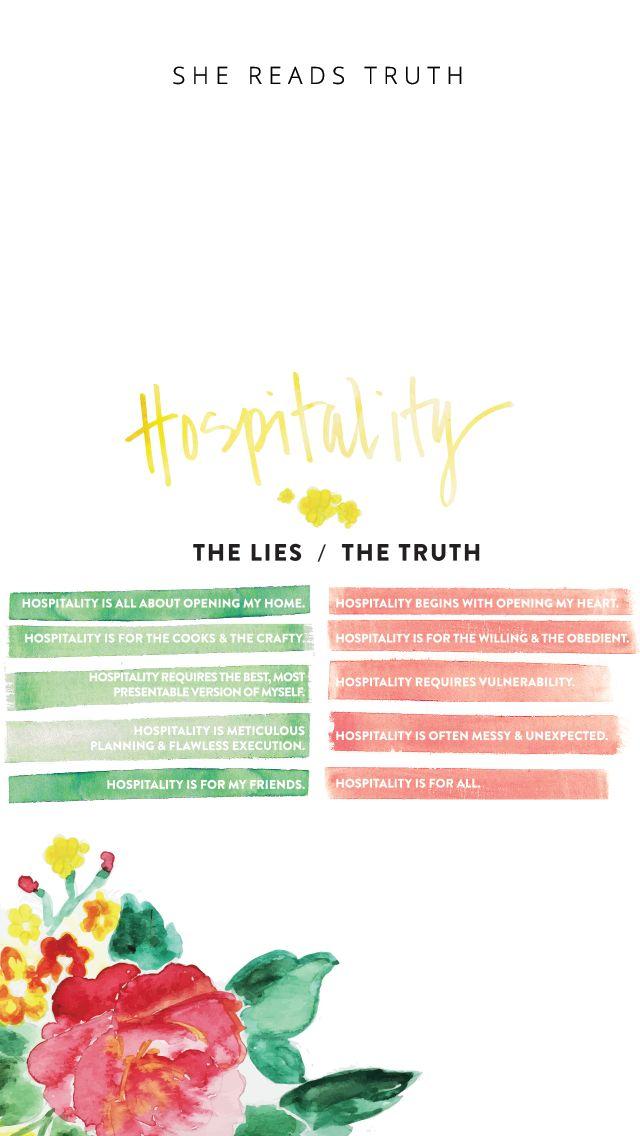Hospitality, Grace Days & What's Next - #SheReadsTruth | #SheReadsTruth
