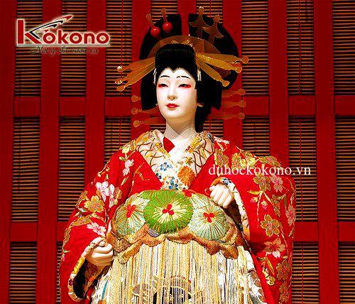Đặc trưng Văn hóa Tokyo _ Kịch Kabuki - Du học Nhật Bản Kokono