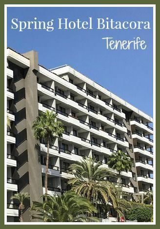 Spring Hotel Bitacora Tenerife review