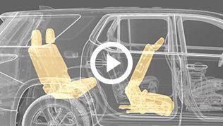 All New 2018 Traverse: Mid-Size SUV at Chevrolet Cadillac of Santa Fe.  www.chevroletofsantafe.com