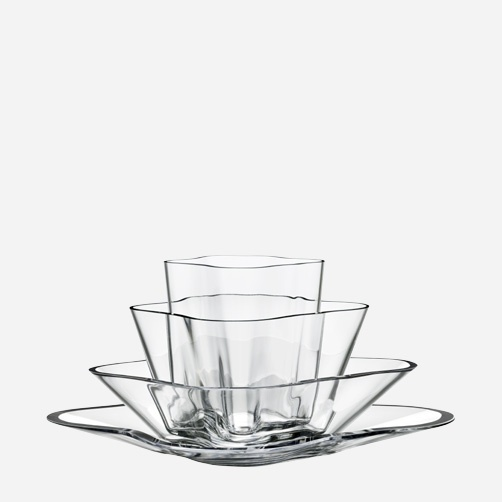 Iittala Aalto Flower Vase Set