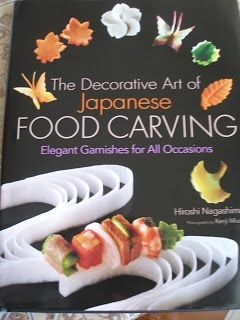 Fruit Carving Arrangements and Food Garnishes: The Decorative Art of Japanese Food Carving