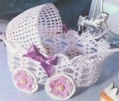 Resultado de imagen para recuerdos baby shower tejidos crochet
