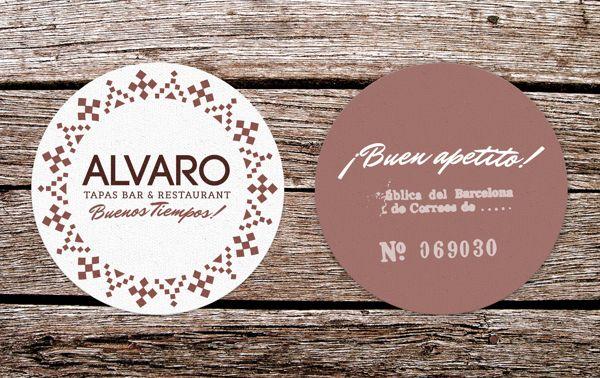 Alvaro Tapas & Restaurant on Behance