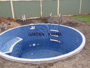 Plunge pool! By www.australianplungepools.com.au