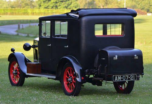 1929 Rover 10/25HP Weyman Riviera Saloon