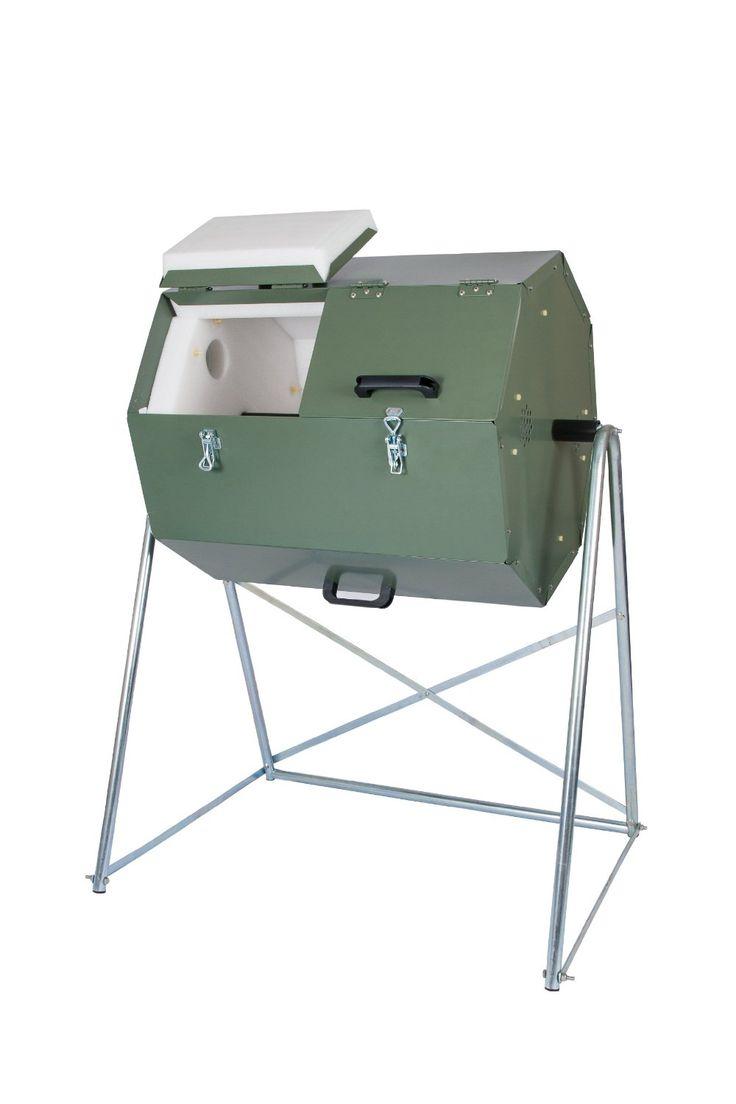 amazoncom joraform compost tumbler jk 125 home u0026 kitchen