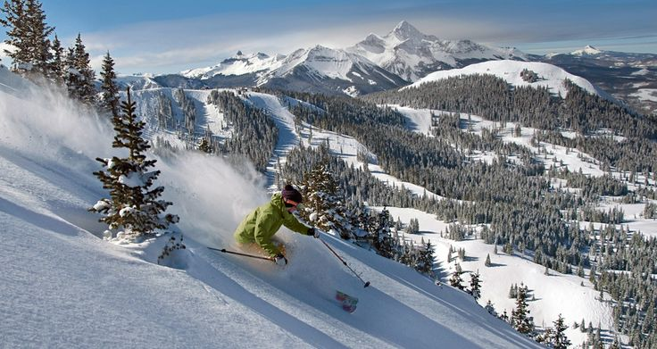 Telluride, Colorado | Ski and Snowboard Resort | Vacation and Lodging Packages