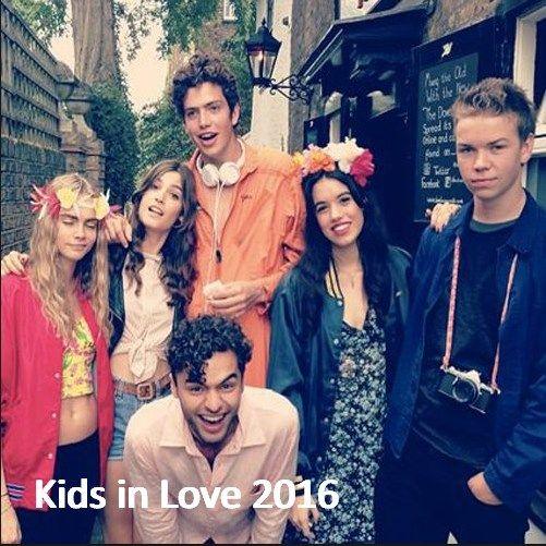 Kids in Love 2016 Full Movie HD