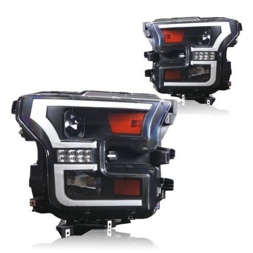 2015 Ford F150 Headlights