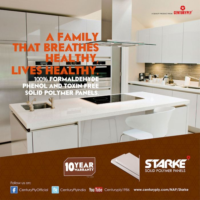 #Starke - Solid Polymer Panels, is 100% Formaldehyde Phenol and Toxin Free. #LiveHealthy  Click: http://bit.ly/29FP1Xf
