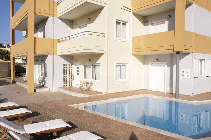 Apartments of 60 sqm with sea view - Leilighet -