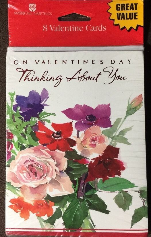 127 best greeting cards images on pinterest vintage cards vintage vintage valentines day card package of 8 american greetings unopened m4hsunfo