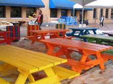 Children's Picnic Table Plans