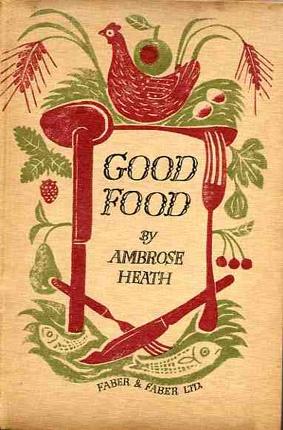 Edward Bawden Ambrose Heath Cookery Book
