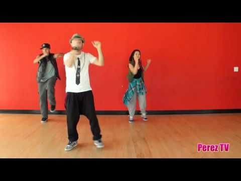 """RIGHT THERE"" - Nicole Scherzinger - Dance workout with Benjamin Allen - YouTube"
