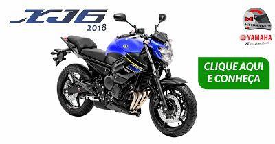 HILTON MOTOS: XJ6 N ABS - 2018. Desempenho empolgante e agilidad...