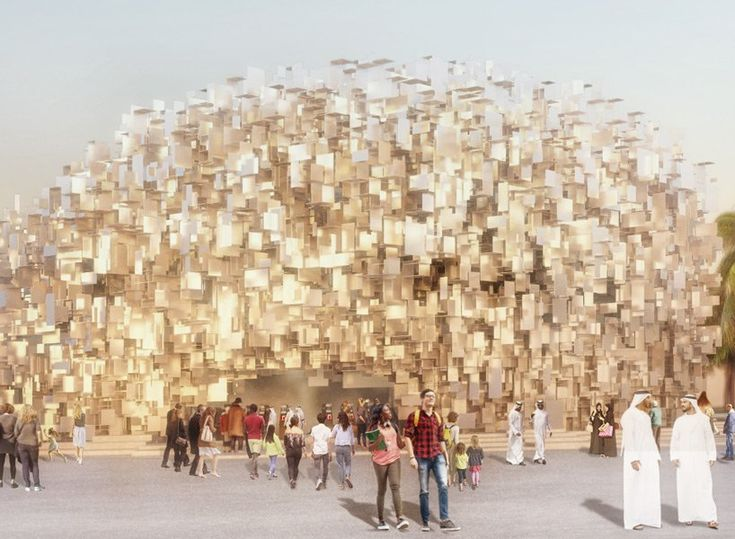 partisans reveal proposal for canada pavilion at expo 2020 dubai