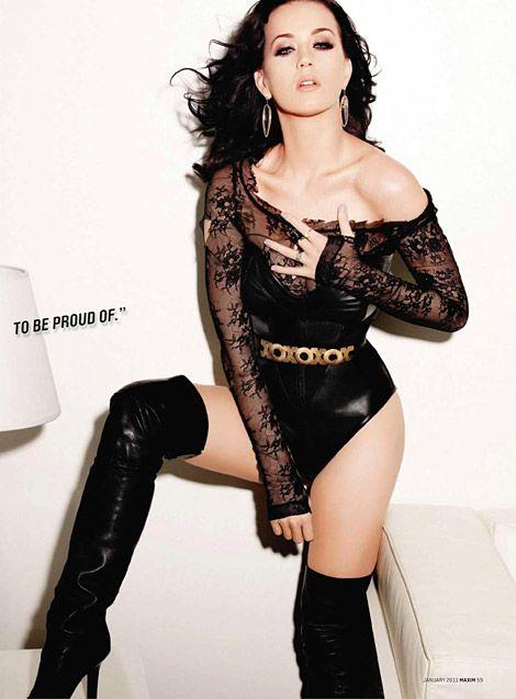 Katy Perry Thigh High