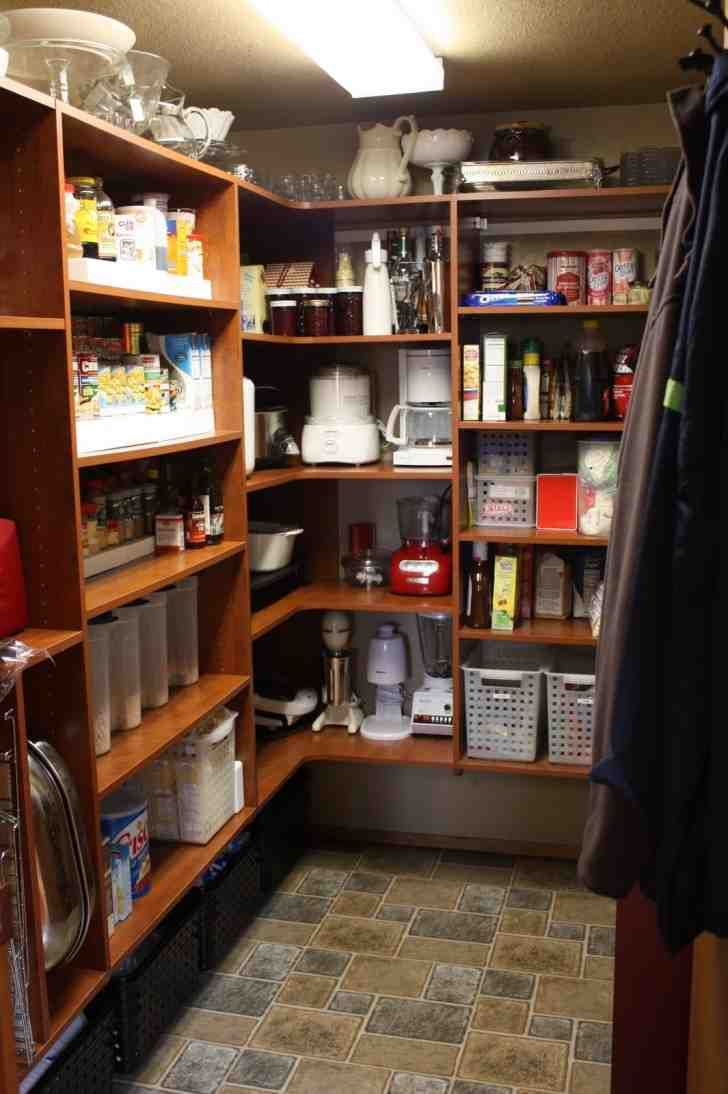 Wood Pantry Shelving Systems 50 best pantry