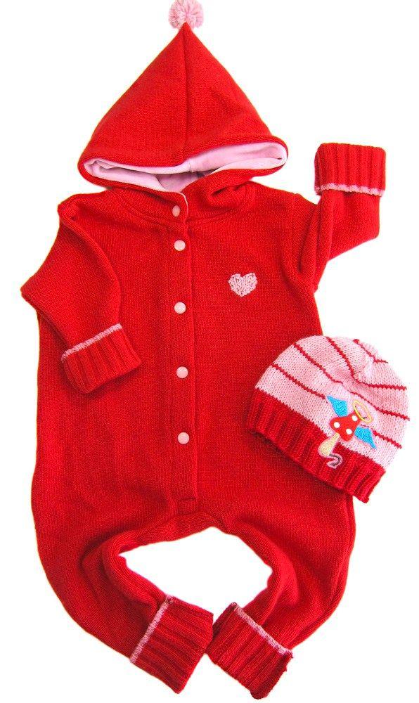 Babykombi selbst gemacht nähen und stricken