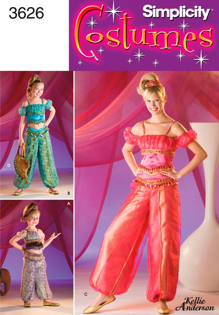 25+ best ideas about Genie costume on Pinterest   Harem ...